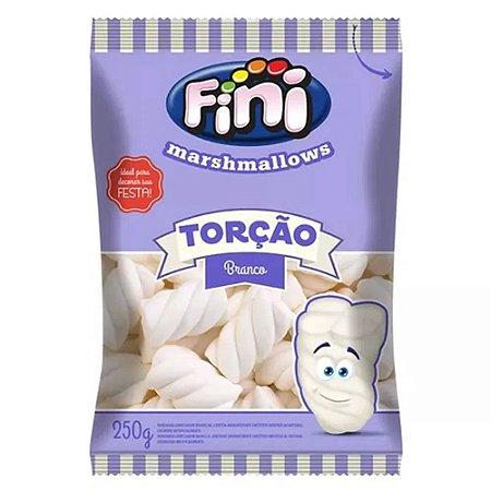 Marshmallow Torção Branco 250 g
