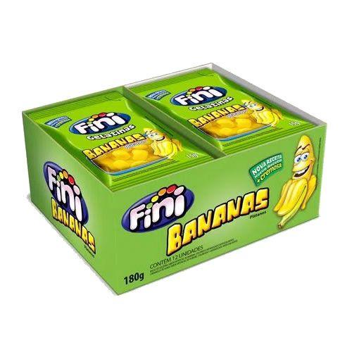 Fini Banana 12x15g