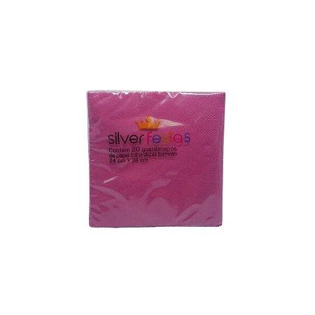 Guardanapo 25 cm X 25 cm Pink