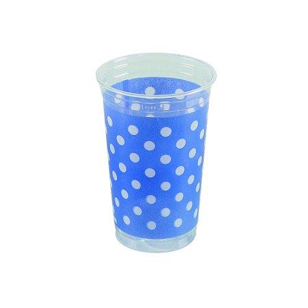 Copo Mania Poa Azul