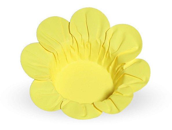 Forminha Miosotis Amarelo Claro