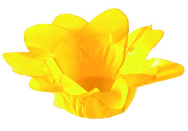 Forminha Lirio Amarelo Vivo