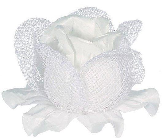 Forminha Tela/Papel Rainha Branco