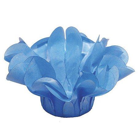 Forminha Perola Azul Claro