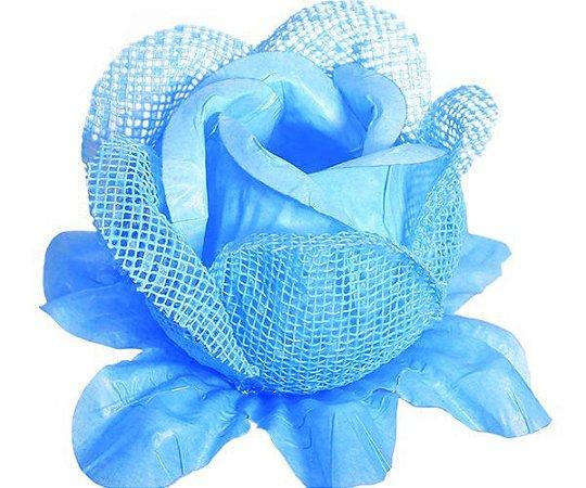 Forminha Tela/Papel Rainha Azul Bebe