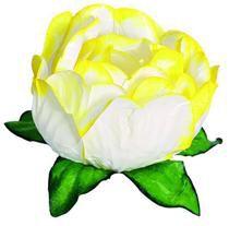 Forminha Bela Branco Borda Amarelo