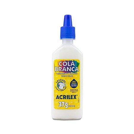Cola branca escolar Acrilex