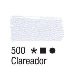 Tinta para tecido 37ml Acrilex 500 Clareador
