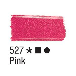 Tinta para tecido 37ml Acrilex 527 Pink