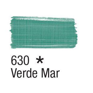 Tinta para tecido 37ml Acrilex 630 Verde Mar