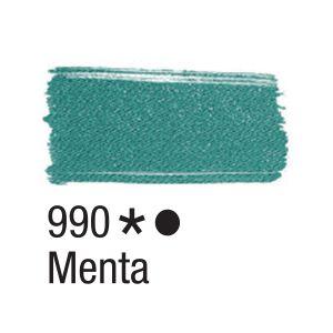 Tinta para tecido 37ml Acrilex 990 Menta