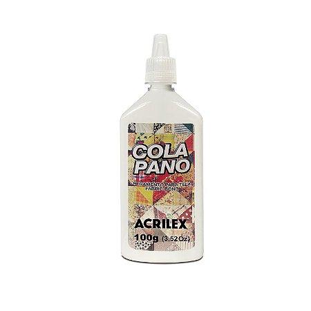 Cola Pano Acrilex 100g