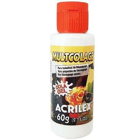 Multcolage Découpage Acrilex 60g