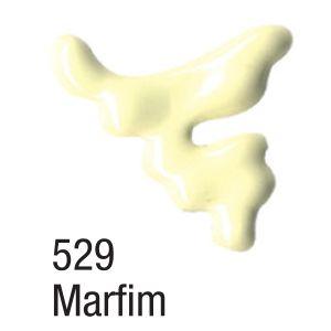 Tinta Dimensional 3D Acrilex Brilliant 529 Marfim