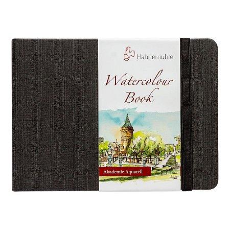 Sketchbook Aquarela Watercolour Book A6 Hahnemuhle 30 folhas