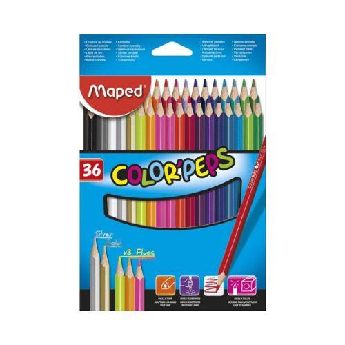 Lapis de cor Color Peps Maped 36 cores