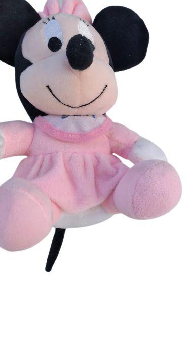 Minnie de Pelúcia rosa