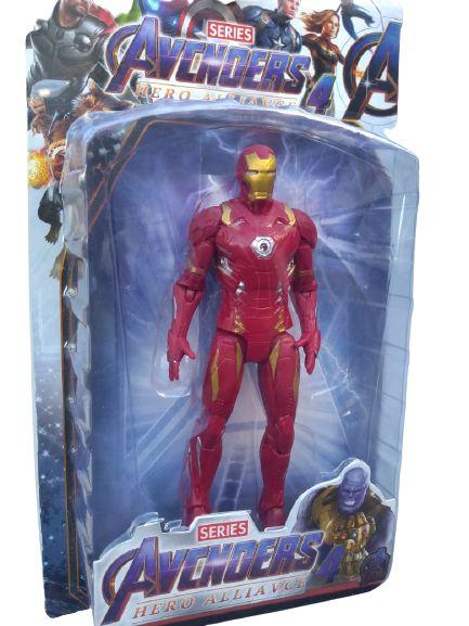 Homem de Ferro Coleção Avengers
