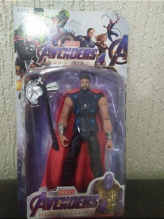 Thor e seu Machado Rompe Tormentas da Coleção Avengers