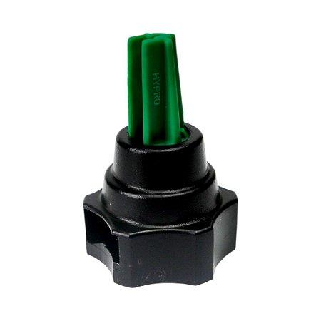 Bico de Pulverização HYPRO XT Poliacetal (Verde)   FC-XT010