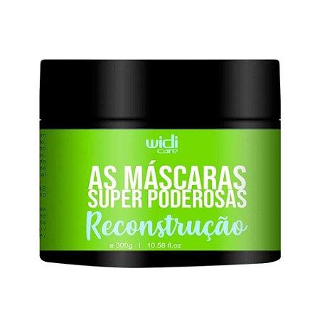 AS MASCARAS SUPER PODEROSAS RECONSTRUCAO - WD - 300 GR