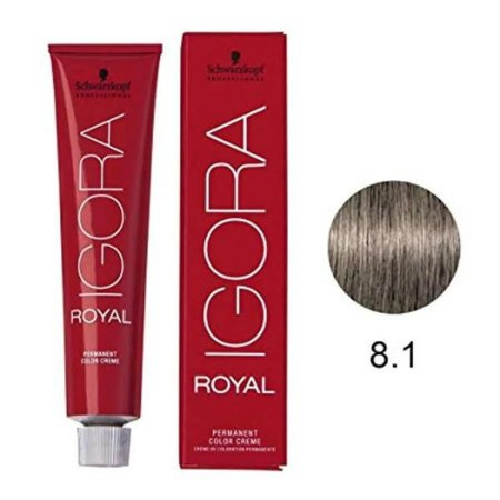 COLORACAO IGORA ROYAL 8-1 60G