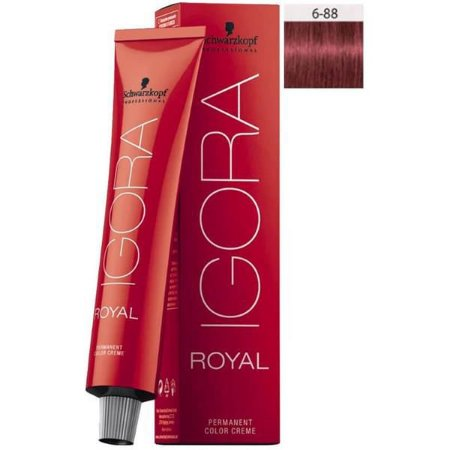 COLORACAO IGORA ROYAL 6-88 60G