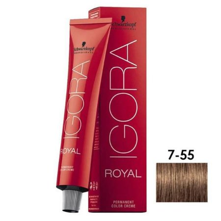 COLORACAO IGORA ROYAL 7-55 60G