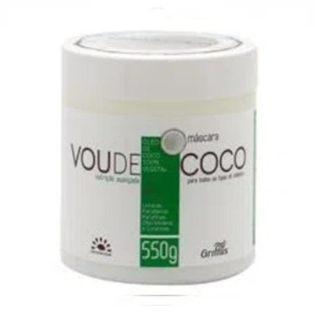 MASCARA VOU DE COCO GRIFFUS 550G