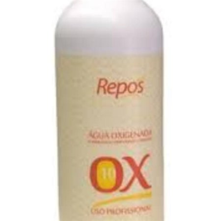 AGUA OXIGENADA REPOS 10 VOL. 900 ML