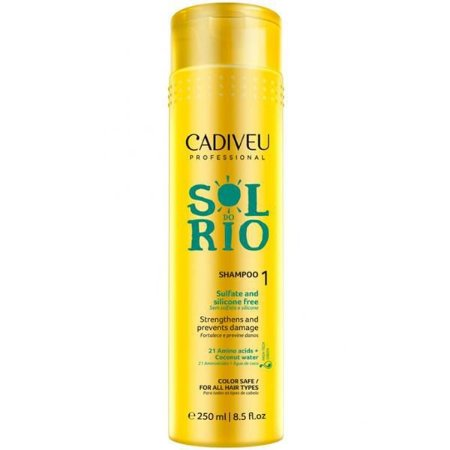 CADIVEU SOL DO RIO - SH - 250ML