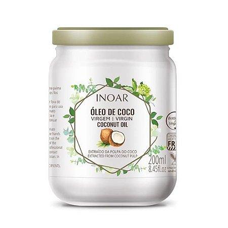 OLEO DE COCO INOAR 200ML