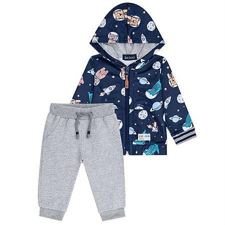 Conjunto Infantil Masculino Space - Luc.Boo