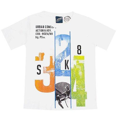 Camiseta Malha Urban - Passagem Secreta