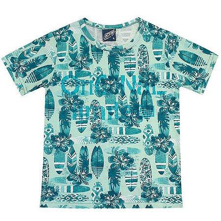 Camiseta Malha Surf  - Passagem Secreta