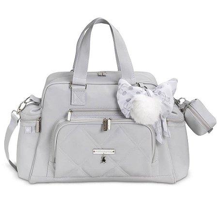 Bolsa Maternidade Everyday Urso Cinza - Masterbag Baby