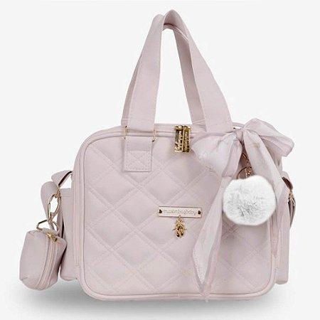 Bolsa Térmica Organizadora Ballet Rosa - Masterbag Baby