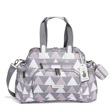 Bolsa Termica Everyday Nordica Rosa - Masterbag Baby