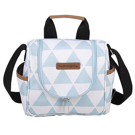 Frasqueira Emy Manhattan Azul - Masterbag Baby