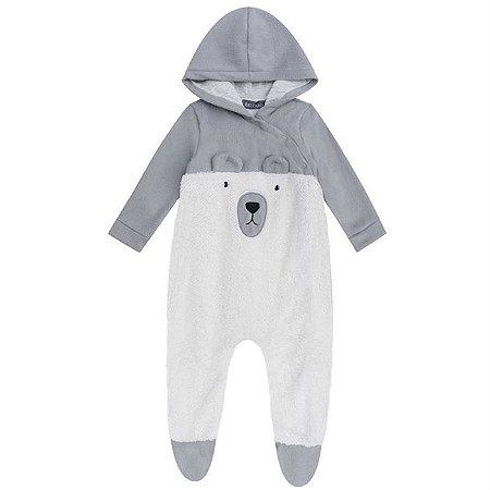 Macacão Infantil Masculino Bear - Luc.Boo