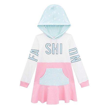 Vestido Infantil Feminino Fashion - Kukiê