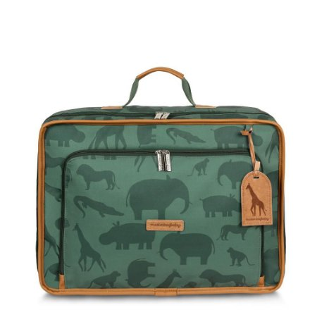 Mala Maternidade Vintage Safari - Masterbag Baby