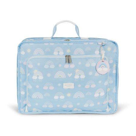 Mala Maternidade Vintage Arco-Íris - Masterbag Baby