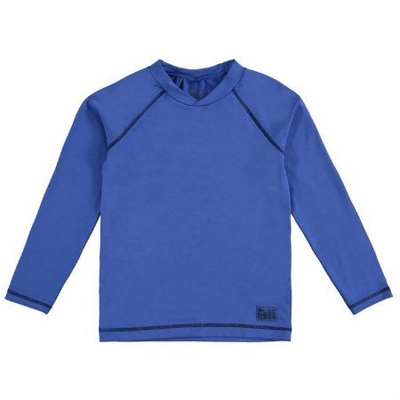 Camiseta Infantil Masculina Praia Azul - Luc.Boo