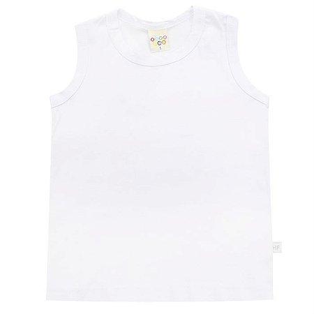 Camiseta Infantil Masculino Regata Básica - Have Fun