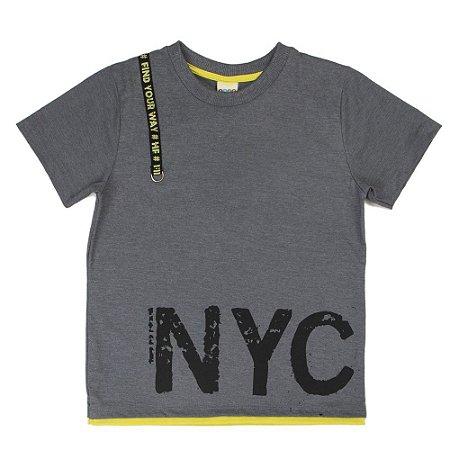 Camiseta Infantil Masculino NYC - Have Fun