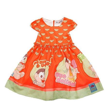 Vestido Infantil Feminino Magali - Mon Sucré