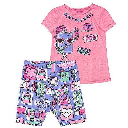 Conjunto Infantil Feminino Boo - Momi