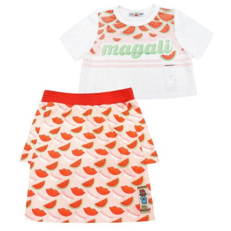 Conjunto Infantil Feminino Magali - Mon Sucré
