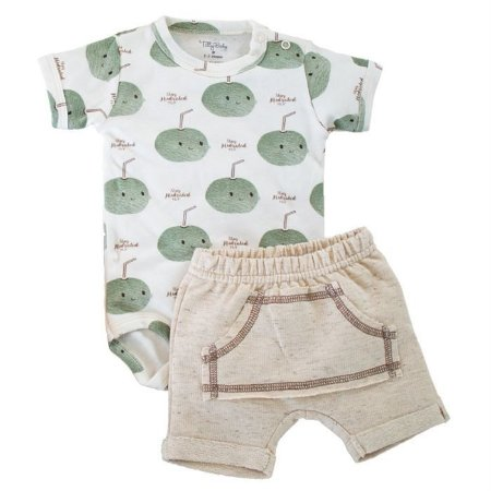 Conjunto Infantil Masculino Coquinho - Tilly Baby